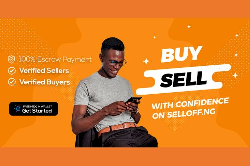 Selloff.ng Launches A New Marketplace for Fairly Used Products.