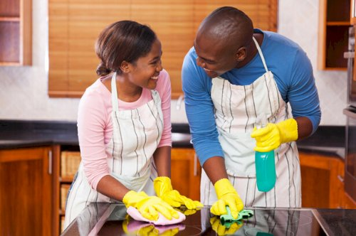 Cleaning and Disinfecting Products for Every Household.