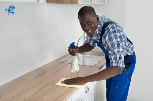 How To Clean A Formica Tabletop in A Few Steps.