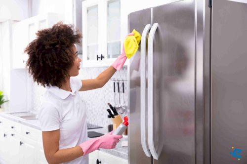 How to Clean A Refrigerator The Right Way.
