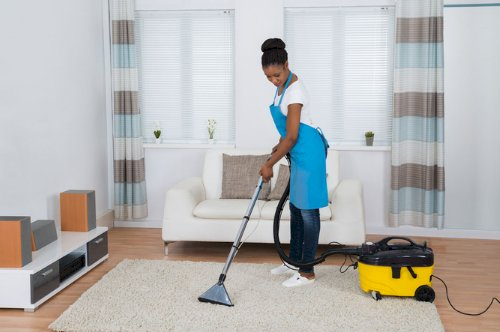Get Familiar with the Parts of a Vacuum Cleaner.