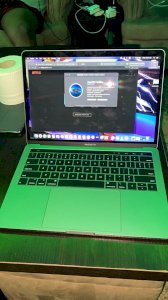 MacBook Pro 2019(Open Box) 8gb RAM 256gbROM