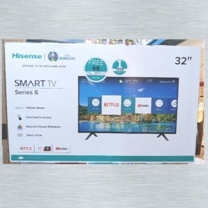"Hisense 32"" Smart LED TV B6000"