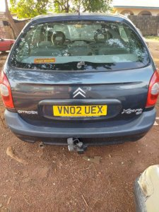 TOKUNBO CITREON XSARA MANUAL  2002