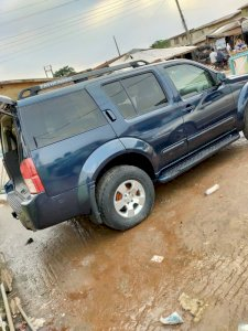 USED NISSAN PATHFINDER 2006
