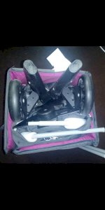 Used Graco Baby Cot