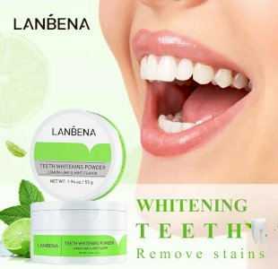 Lanbena Teeth Whitening Powder