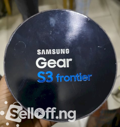 Foreign used Samsung S3 frontier Smartwatch