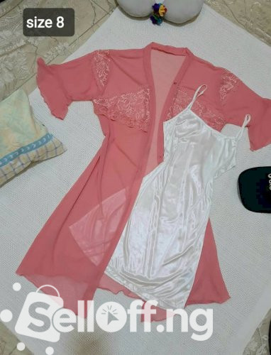 Night gown set