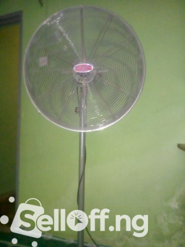 Used 26 Inches/660mm OX Standing Fan