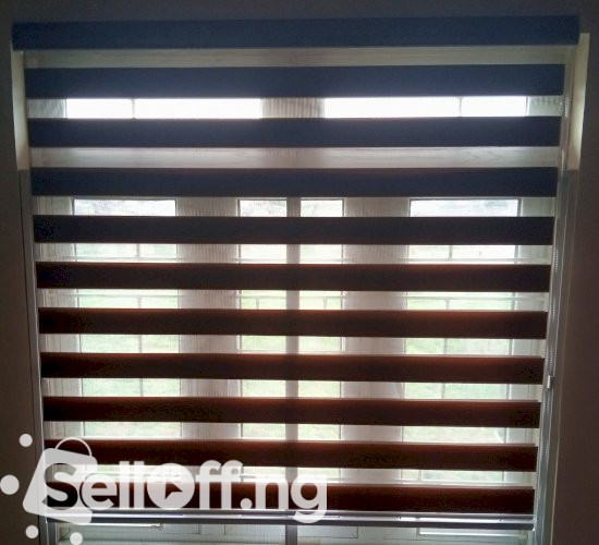Day and night window blind 1.4m.