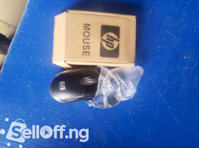 Hp USB Wired Mouse