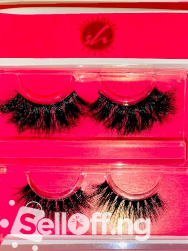 Soffy 5D Mink Lashes