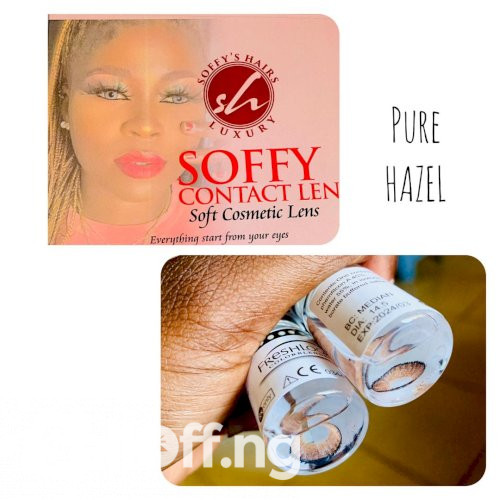Soffy Contact Lens