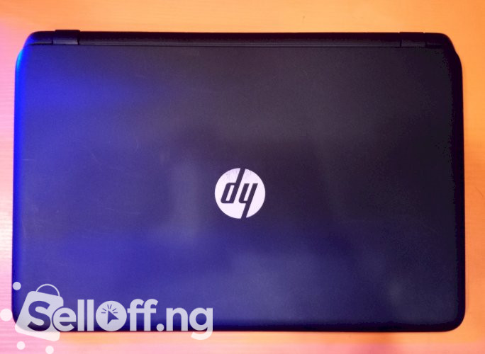 Super Clean US Imported HP Notebook 15 PC intel corei3