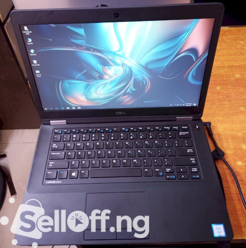 Super Clean US Imported Dell Latitude 5470 corei5
