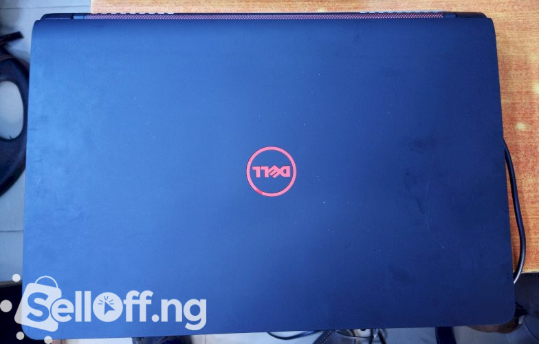 Super Clean US Imported Dell Inspiron 15 5577 corei7