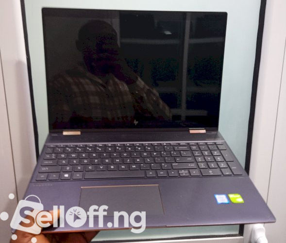 Super Clean US Imported HP Spectre 15 Gold Corei7