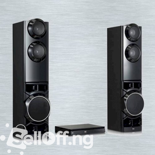 LG Sound Tower (Bodyguard) LHD687