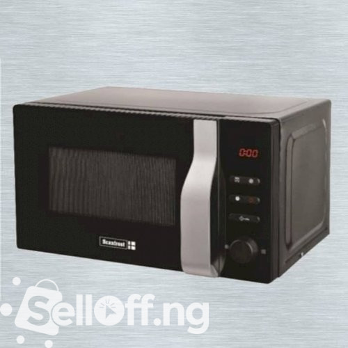 20L Scanfrost Microwave (Digital)