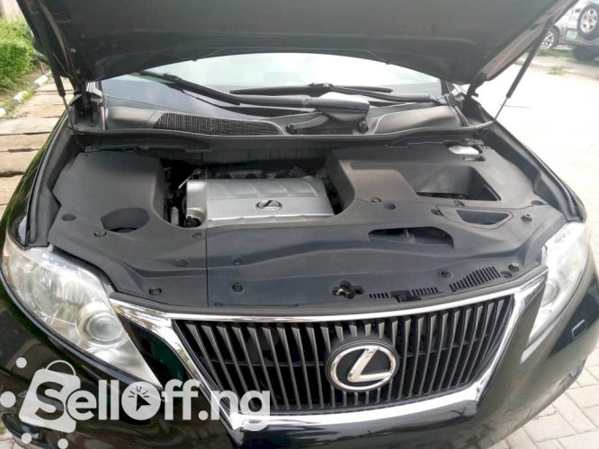 Foreign Used 2010 Lexus RX350