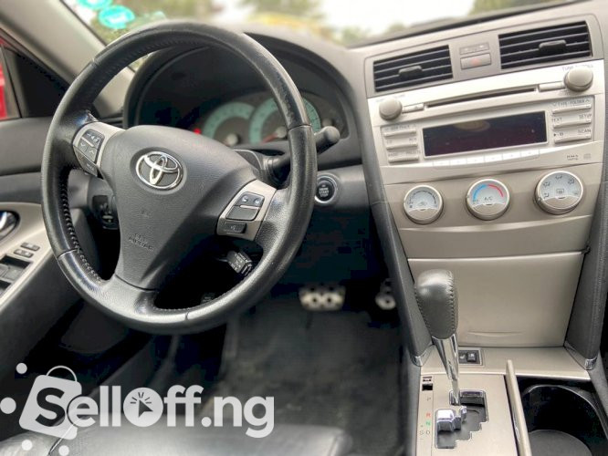 Foreign Used 2011 Toyota Camry Sport