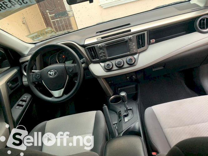 Foreign Used 2015 Toyota Rav4
