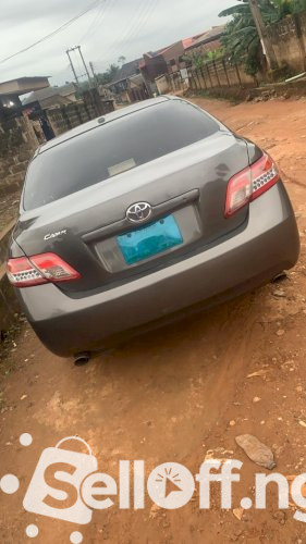 Neatly used 2010 Toyota Camry