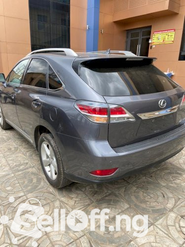 Foreign Used 2013 Lexus RX350