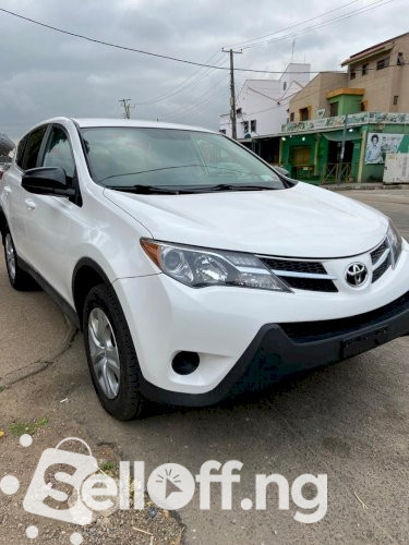 Foreign Used 2013 Toyota RAV4