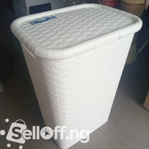 Addis Laundry Hamper