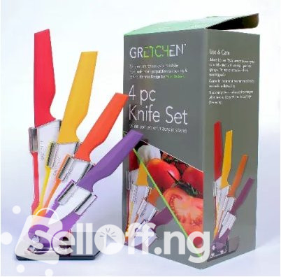 Gretchen Knife Set - 5pcs