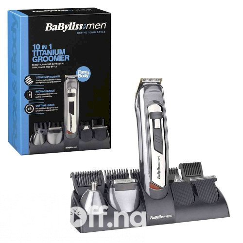 The Babyliss Clipper 7235u